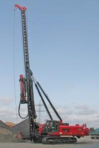 BANUT 555 Fixed Leader Mast