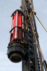 Banut SuperRAMXL Hydraulic Impact Hammer