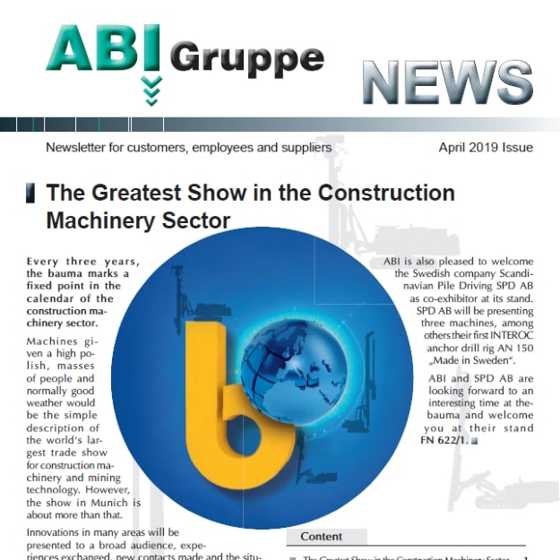 ABI Group News 2019