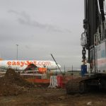 Aerial Footage of Luton Airport Project Shows Our Work
