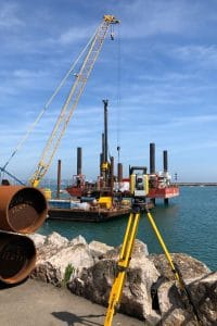 marine piling