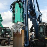 Piling with Vibration - Specs for our latest generation of vibros