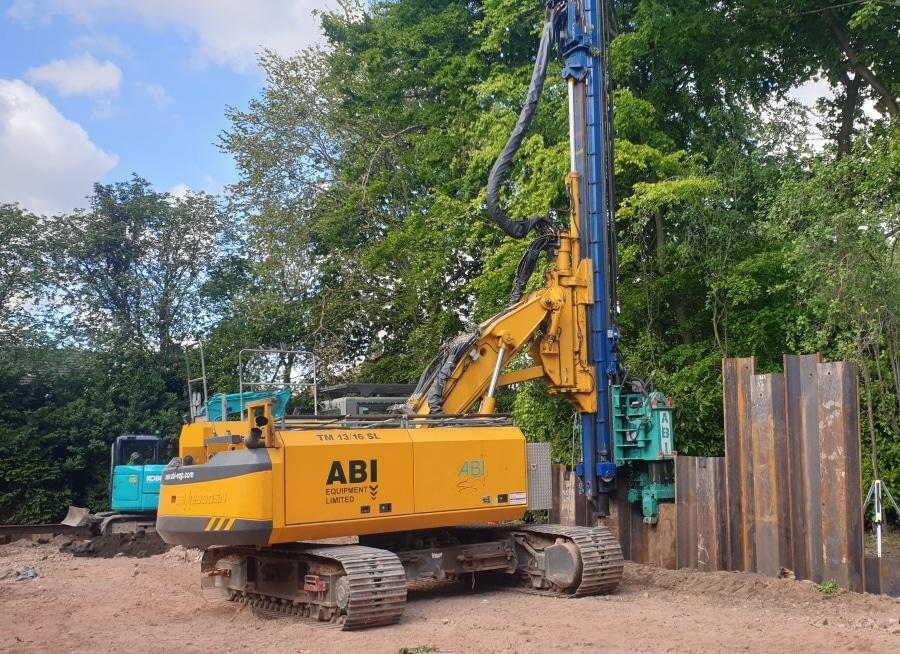 Case Study: Restricted Access Basement Construction